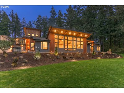 West Linn Single Family Home For Sale: 24100 SW Mountain Rd