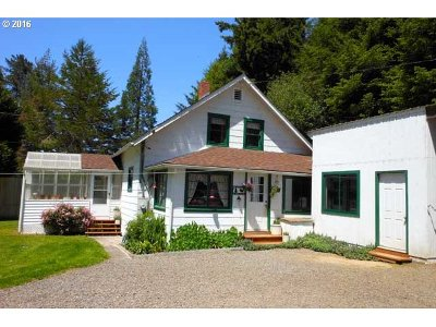 Single Family Home Sold: 77561 Highway 101