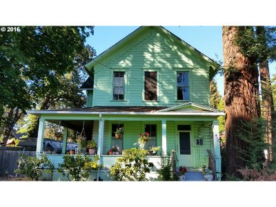 Cottage Grove, Creswell Single Family Home For Sale: 412 Adams Ave