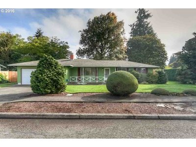 Stayton Single Family Home Sold: 412 N Larch Ave