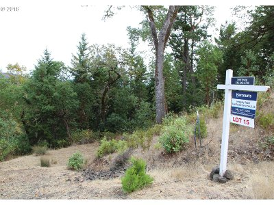 Roseburg Residential Lots & Land For Sale: 733 Southridge Way