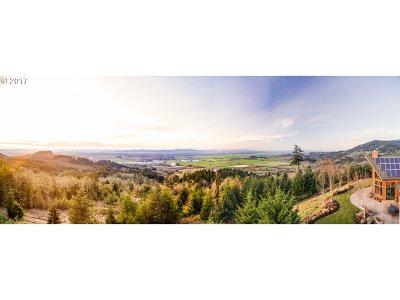 Eugene Single Family Home For Sale: 90680 Coburghills Dr