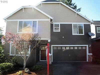 Beaverton OR Single Family Home Sold: $388,000