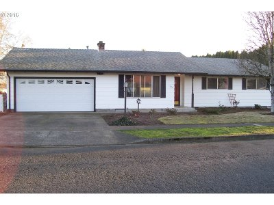 Stayton Single Family Home Sold: 1320 Western Ave