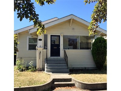 La Grande OR Single Family Home Sold: $134,000
