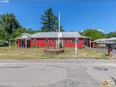 Washougal WA Single Family Home Sold: $329,000