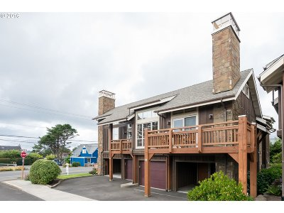 Cannon Beach Condo/Townhouse For Sale: 132 E Surfcrest #A-2