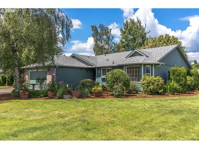 Stayton Single Family Home Sold: 1585 Shaff Rd