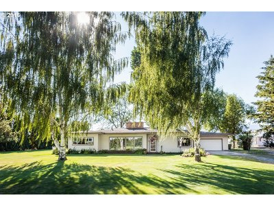la grande Single Family Home For Sale: 64950 Hwy 82
