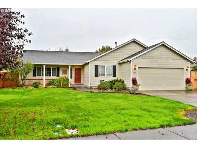 Stayton Single Family Home Sold: 480 Hobson St