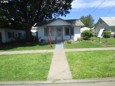 Newberg OR Single Family Home Sold: $136,000