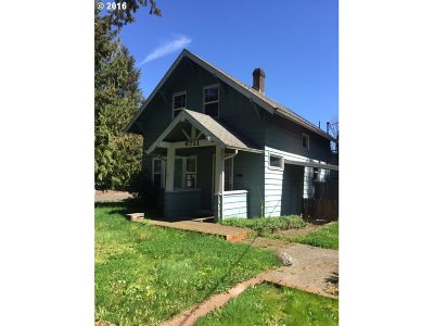 Single Family Home Sold: 6711 NE 94th Ave