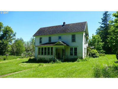 Molalla Single Family Home For Sale: 9912 S Wildcat Rd