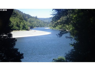 Gold Beach Residential Lots & Land For Sale: Silver Creek Rd #1