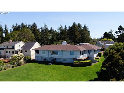 Coos Bay Single Family Home For Sale: 91393 Cape Arago Hwy