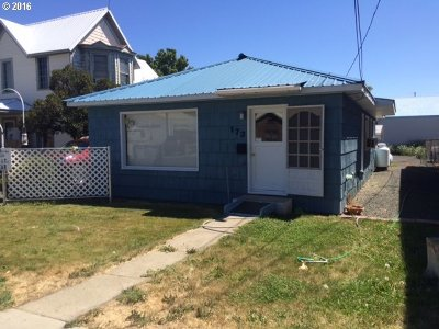 Grant County Single Family Home For Sale: 173 N Canyon Blvd