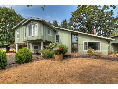 Aumsville Single Family Home Sold: 5987 Shaw Center Pl