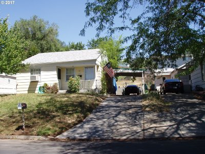Pendleton Single Family Home For Sale: 914 SW 30th St