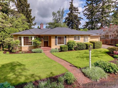 Single Family Home Sold: 8795 SW Birchwood Rd