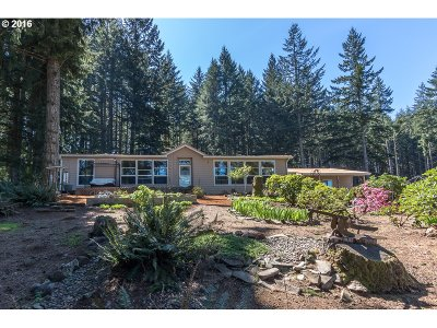 Lyons Single Family Home Sold: 40580 N McCully Mountain Rd