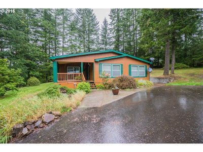 Woodland WA Single Family Home Sold: $303,600