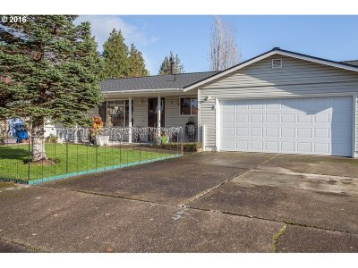 Keizer Single Family Home Sold: 4296 Birch Ave N
