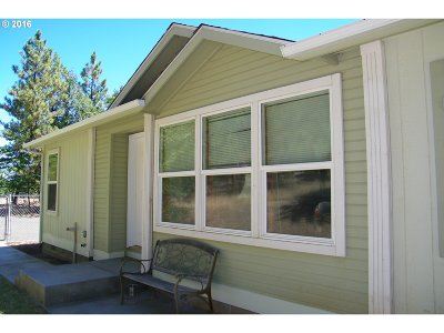 Goldendale WA Single Family Home Sold: $194,500
