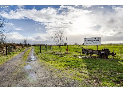 Junction City Farm & Ranch For Sale: 29093 Milliron Rd