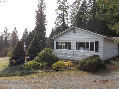Single Family Home Sold: 67278 Timberline Rd