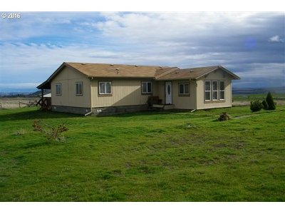 Goldendale WA Single Family Home Sold: $174,900