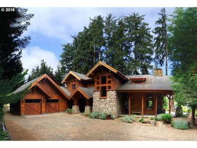 Single Family Home Sold: 84030 Cloud Nine Rd