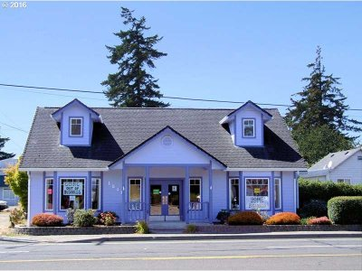 Commercial Sold: 1541 Hwy 101