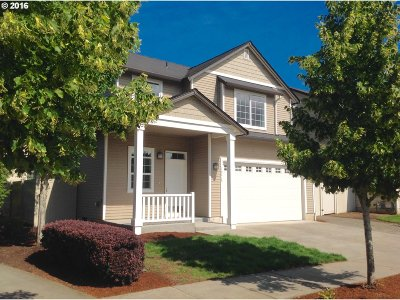 Vancouver WA Single Family Home Sold: $304,000
