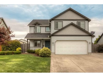 Stayton Single Family Home Sold: 1029 Western Ct
