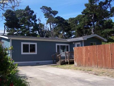 Single Family Home Sold: 4588 Heceta St