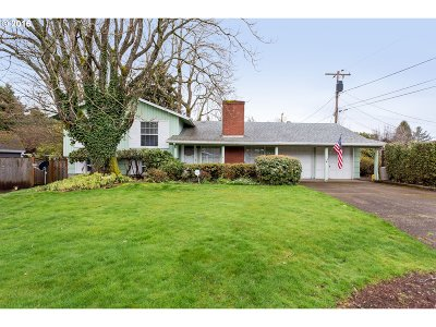 Single Family Home Sold: 309 NE 125th Ave