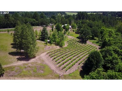 Dallas Farm & Ranch For Sale: 14020 Orchard Knob Rd