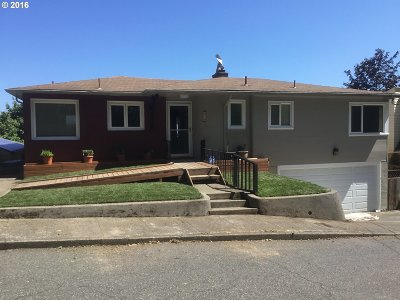 Single Family Home For Sale: 614 NW Macleay Blvd
