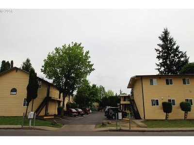 Canby Multi Family Home Sold: 341 SE 2nd Ave