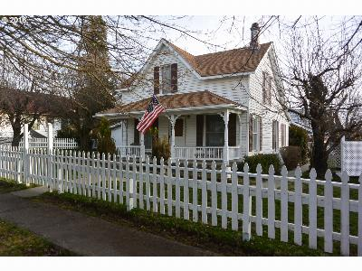 Goldendale Single Family Home For Sale: 420 E Main