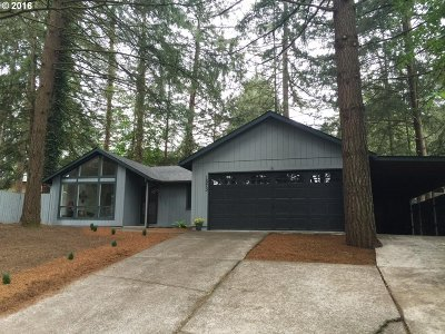 Stayton Single Family Home Sold: 1873 Kent Ave