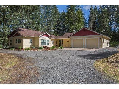Sweet Home Single Family Home Sold: 28883 Weatherly Ln