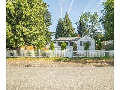 Single Family Home Sold: 16065 NE Holladay St