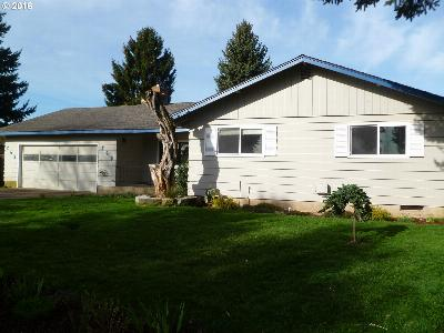 Woodburn Single Family Home Sold: 249 Acacia Ave