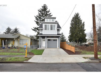 Single Family Home Sold: 8217 SE 69th Ave