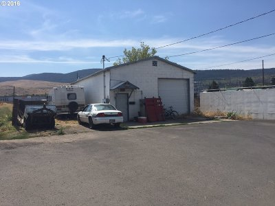 La Grande OR Single Family Home Sold: $60,000