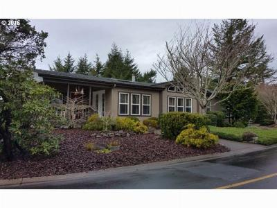 Florence OR Single Family Home Sold: $307,000
