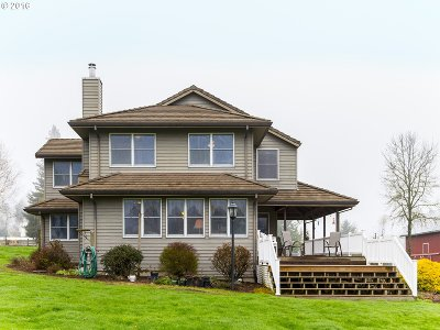 Woodburn Single Family Home Sold: 35980 S Kropf Rd