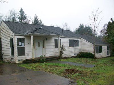 Stayton Single Family Home Sold: 21496 Ferry Rd SE