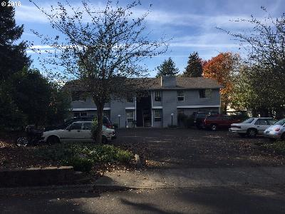 Canby Multi Family Home Sold: 503 N Knott St